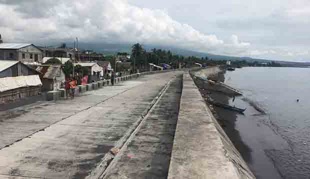 Construction of north-bound boulevard begins in Legazpi City
