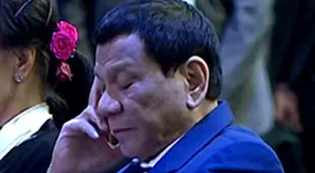 Napgate: President Duterte is neither Sleeping Beauty nor Snow White