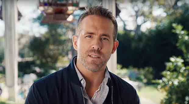 Ryan Reynolds reveal his secret in making Aviation American gin