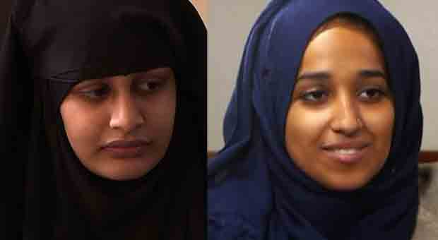 BANNED: Will ISIS brides be allowed to return home?