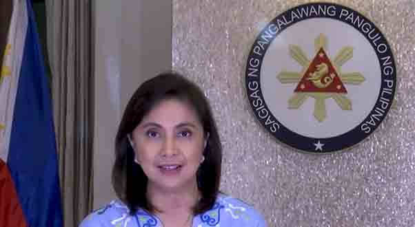 WATCH: Easter Sunday Message of VPOP Leni Robredo