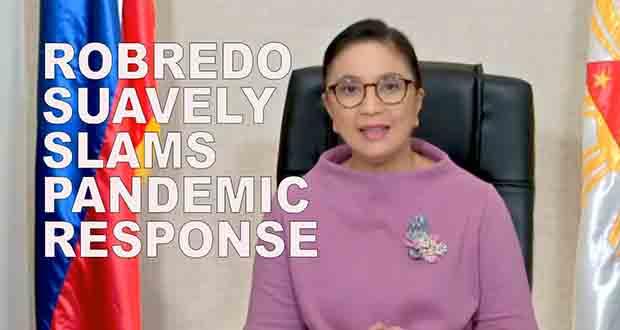 VP Leni Robredo