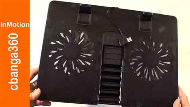 Watch Unboxing U PAL Notebook Cooler