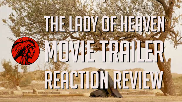 Trailer Reaction Review: The Lady of Heaven
