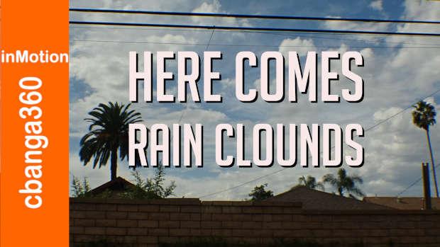 October Rain Clouds Timelapse