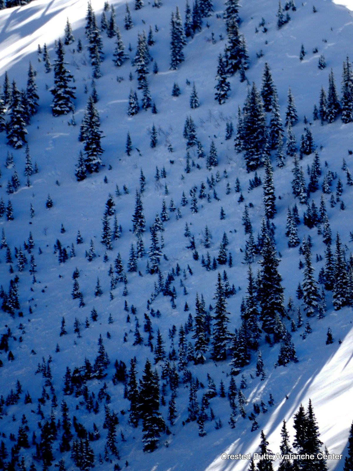 Climax Chutes on Mt. Emmons. NE aspect NTL. SS-N-R2-D2-I. Ran almost full track ~1800 vertical feet.