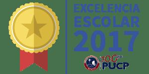 Excelencia escolar PUCP 2017