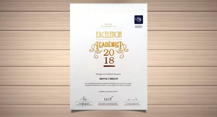 Excelencia Académica USIL 2018