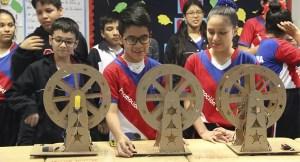 Muestra de Aprendizajes en Educación Física y Robótica – Carabayllo