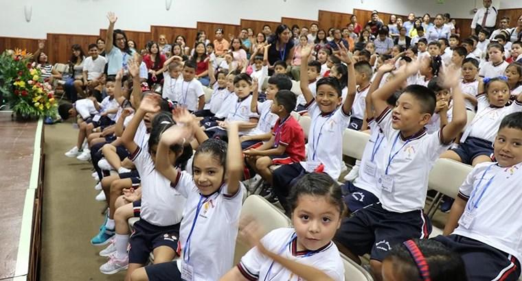 Inicio de año escolar – Sede SJL
