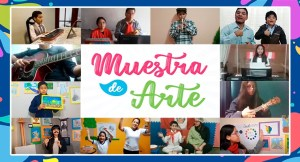 Muestra de Arte virtual en el CBB