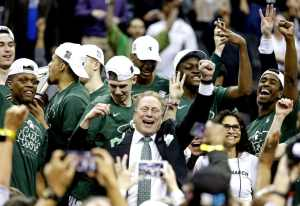 College Basketball Coaches: Tom Izzo