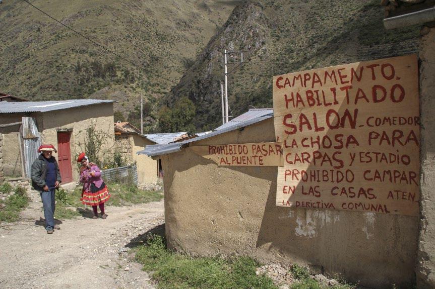 """Martes Campesino: """"Cuarentena y situación de la salud en las comunidades"""""""