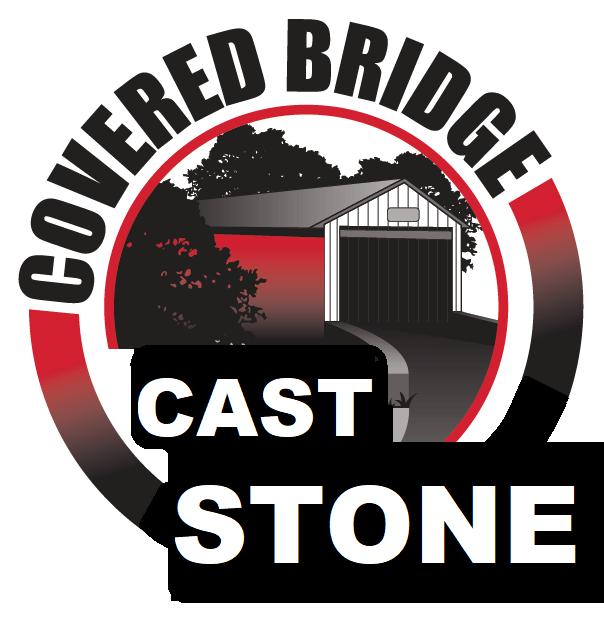 Logo for Covered Bridge Cast Stone
