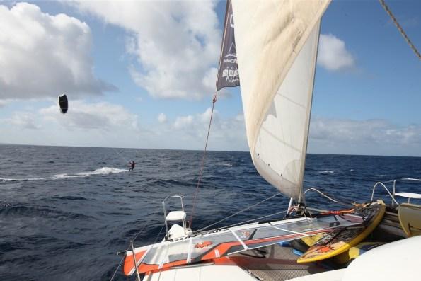 Open Water Sailing & Kitesurf