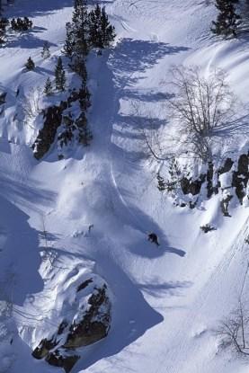 Snowboard Laurent Mora