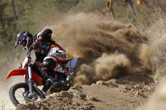 Moto cross Fuerteventura 2