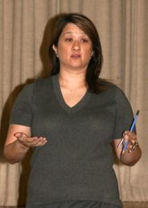 Michelle Thiebault, Texas Workforce Commission