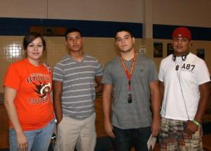 Karnes City High School seniors