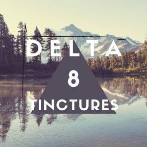 Delta 8 Tinctures (Drops)