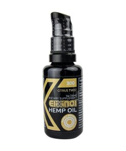 hemp oil ticture