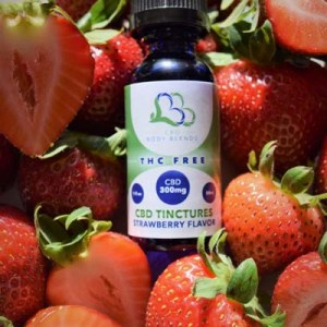 Strawberry Tinctures