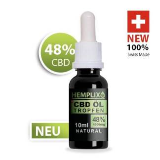 CBD Öl Hemplix 48%