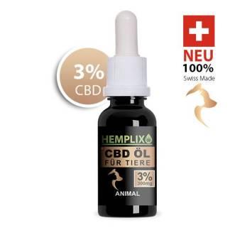 CBD Öl Hemplix Animal Natural