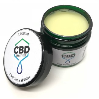 cbd topical salve