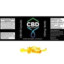 full spectrum cbd oil capsules