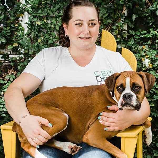 Kelsey CBD DOG Health