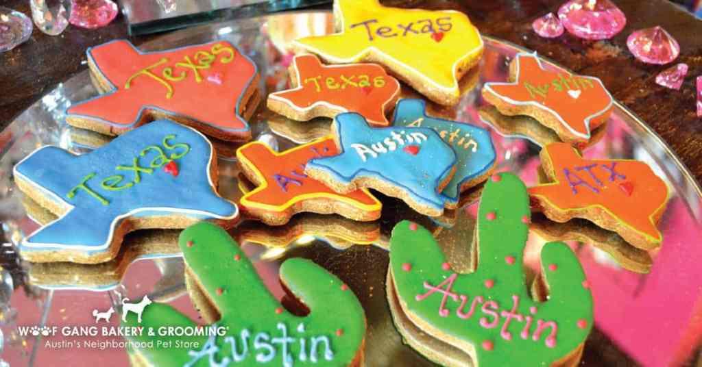 CBD DOG Health Woof Gang Bakery and Grooming Cedar Park Cookies