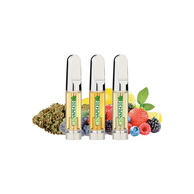 All About Our Range Of CBD Vape Products
