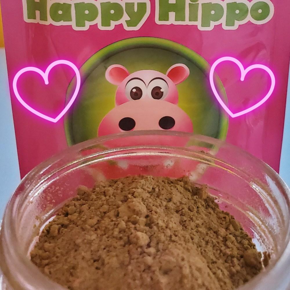 ALL HAPPY HIPPO KRATOM $10/oz or $100 1/2 KILO (17.5oz) PROMO CODE FUHHHBYE
