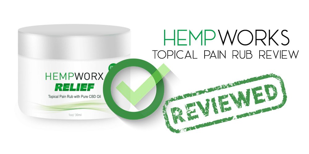Hempworkx Relief Icy Pain Rub Review – Does it Work?