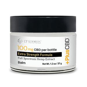 Plus CBD Oil Balm 100 mg