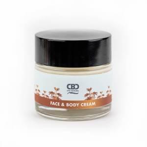 CBD Face and Body Cream