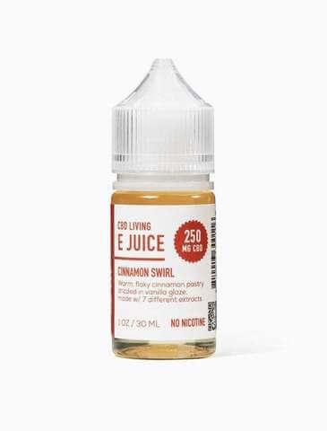 Cinnamon Swirl Vape e-Juice