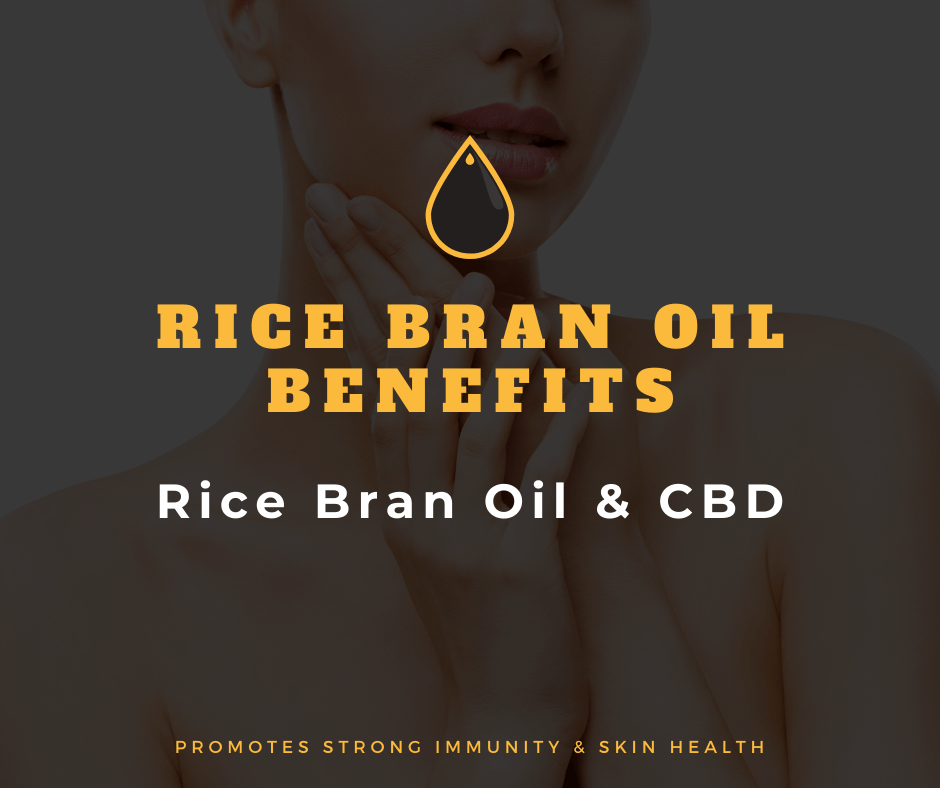 rice bran oil benefits with cbd