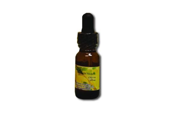 300 mg Lemon CBD Oil