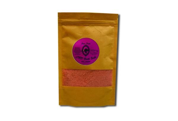 300 mg Bath Crystals (gentle geraniol)