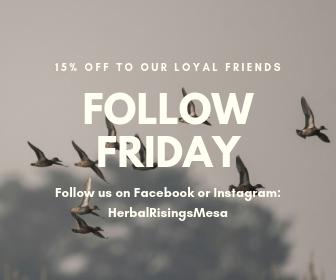 Follow @herbalrisingsmsa