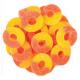 peach 100mg cbd GUMMIES