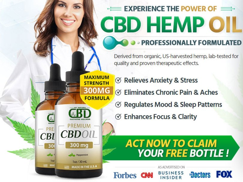Buy My Natural CBD Hemp Oil