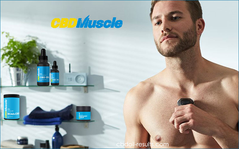 CBD Muscle CBD Oil
