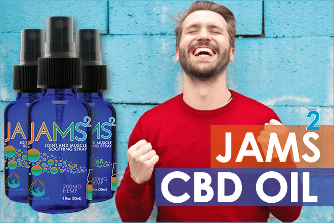 Jams CBD Oil