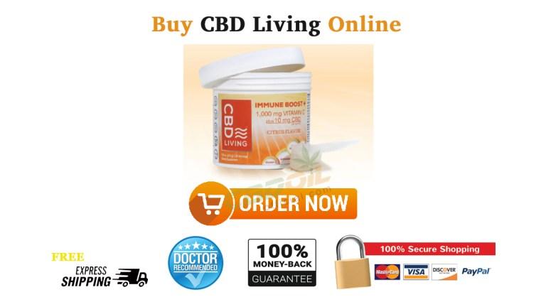 Buy CBD Living Online