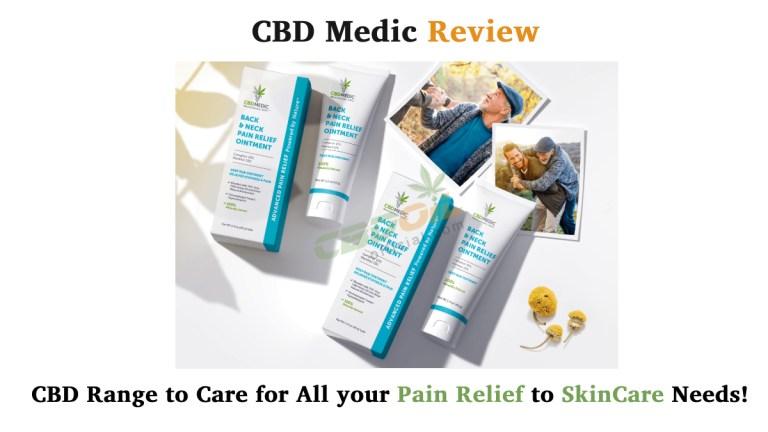 CBD Medic Review