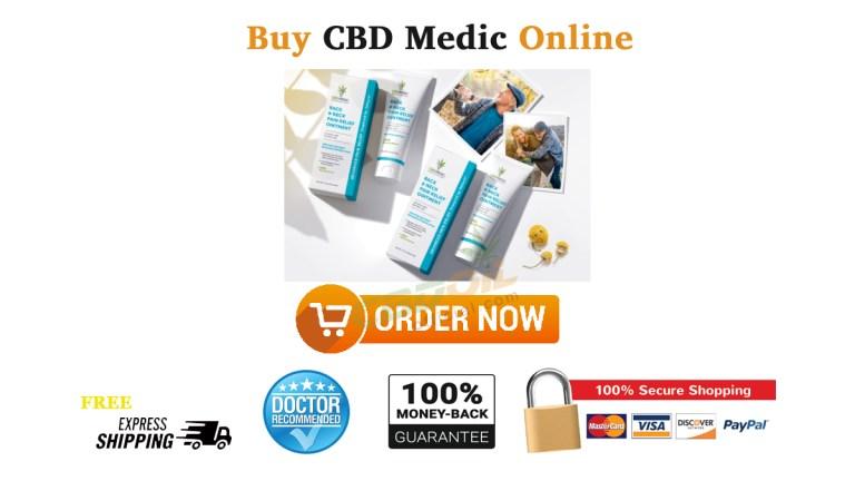 Buy CBD Medic Online