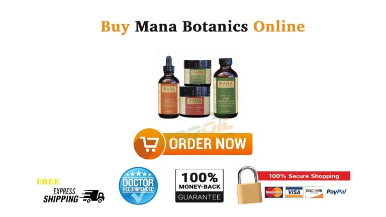 Buy Mana Botanics Online
